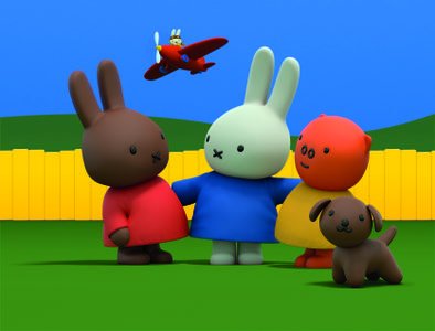 NICKELODEON WELCOMES MIFFY TO NICK JR  CHANNEL AND NOGGIN