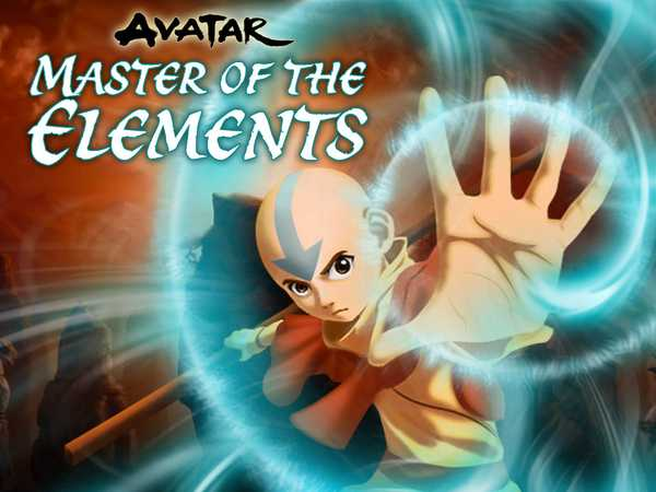 Avatar: Master of The Elements