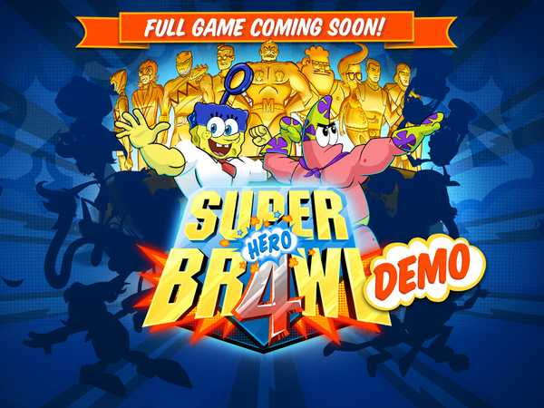 Super Brawl 4 Demo