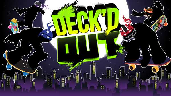 Teenage Mutant Ninja Turtles: Deck'd Out