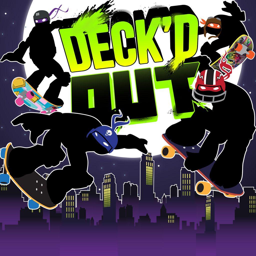 Teenage Mutant Ninja Turtles: Deck'd Out