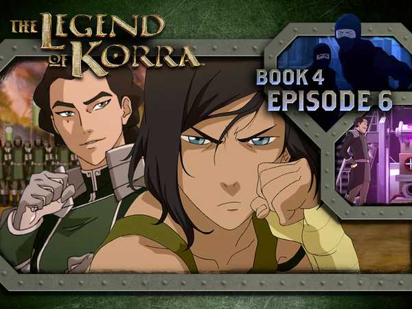 The legend of korra book 2 chapter 11 and 12