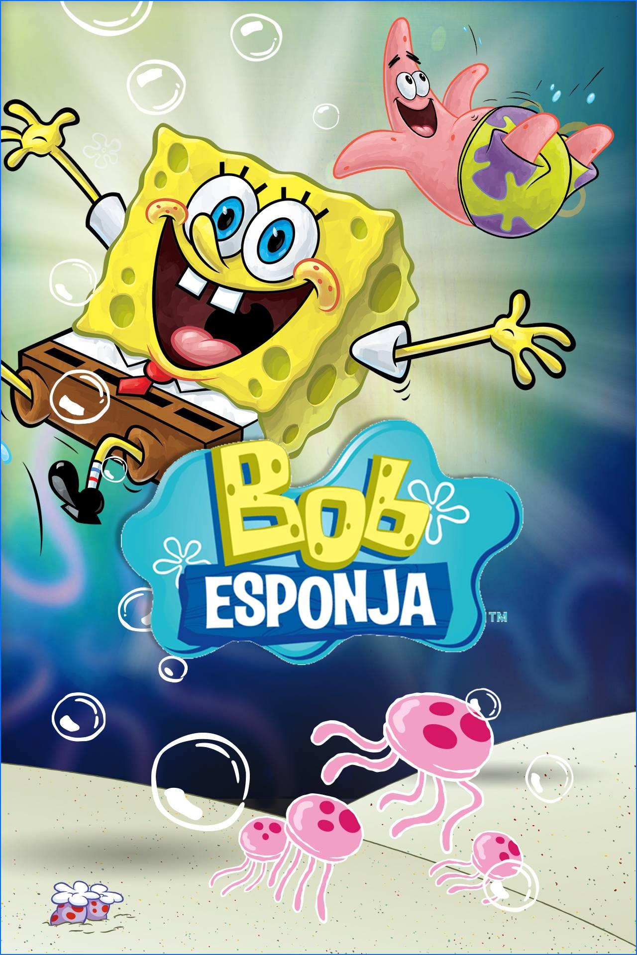 Bob Esponja Temporada 12 Série Nickelodeon