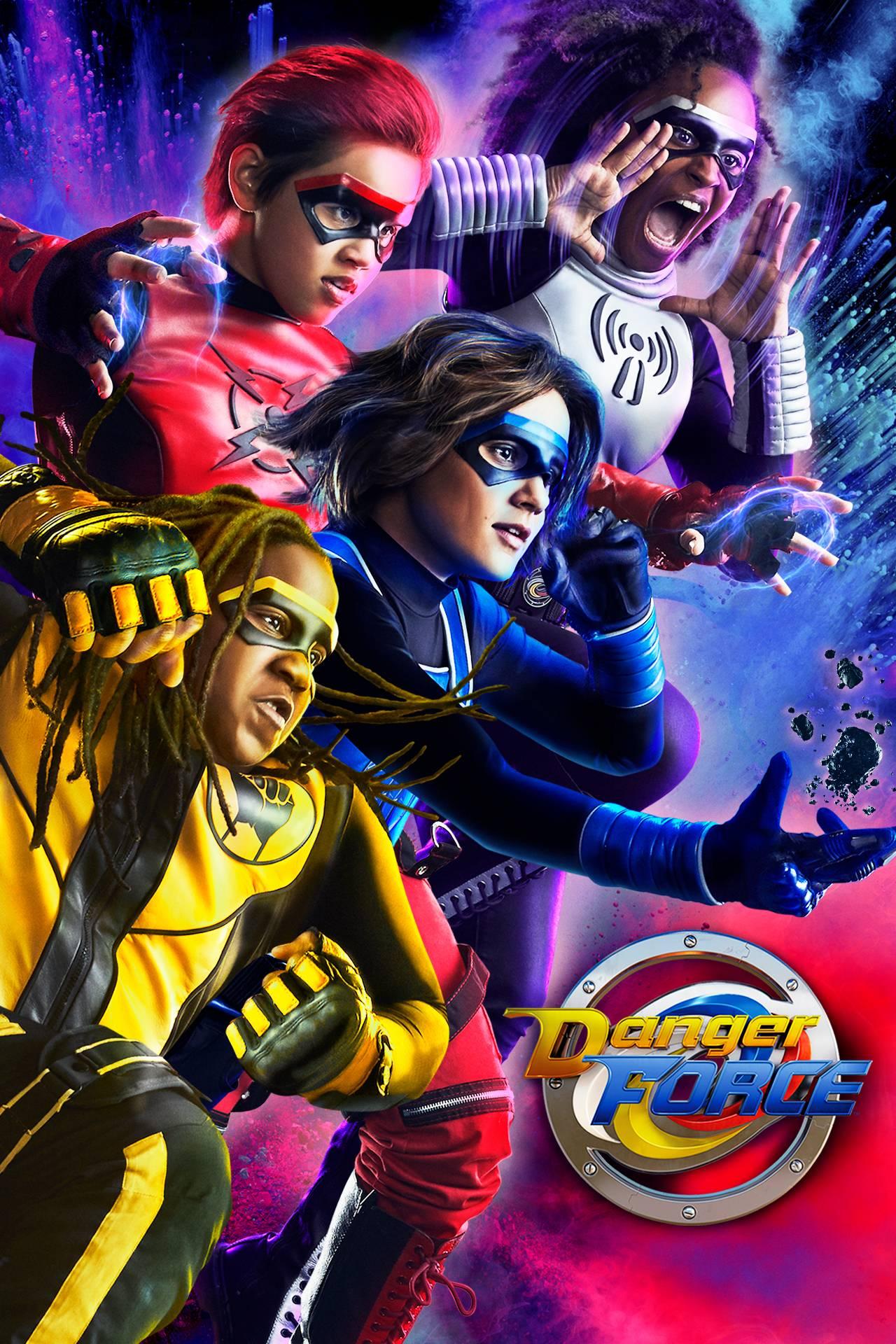 Danger Force Series Nickelodeon