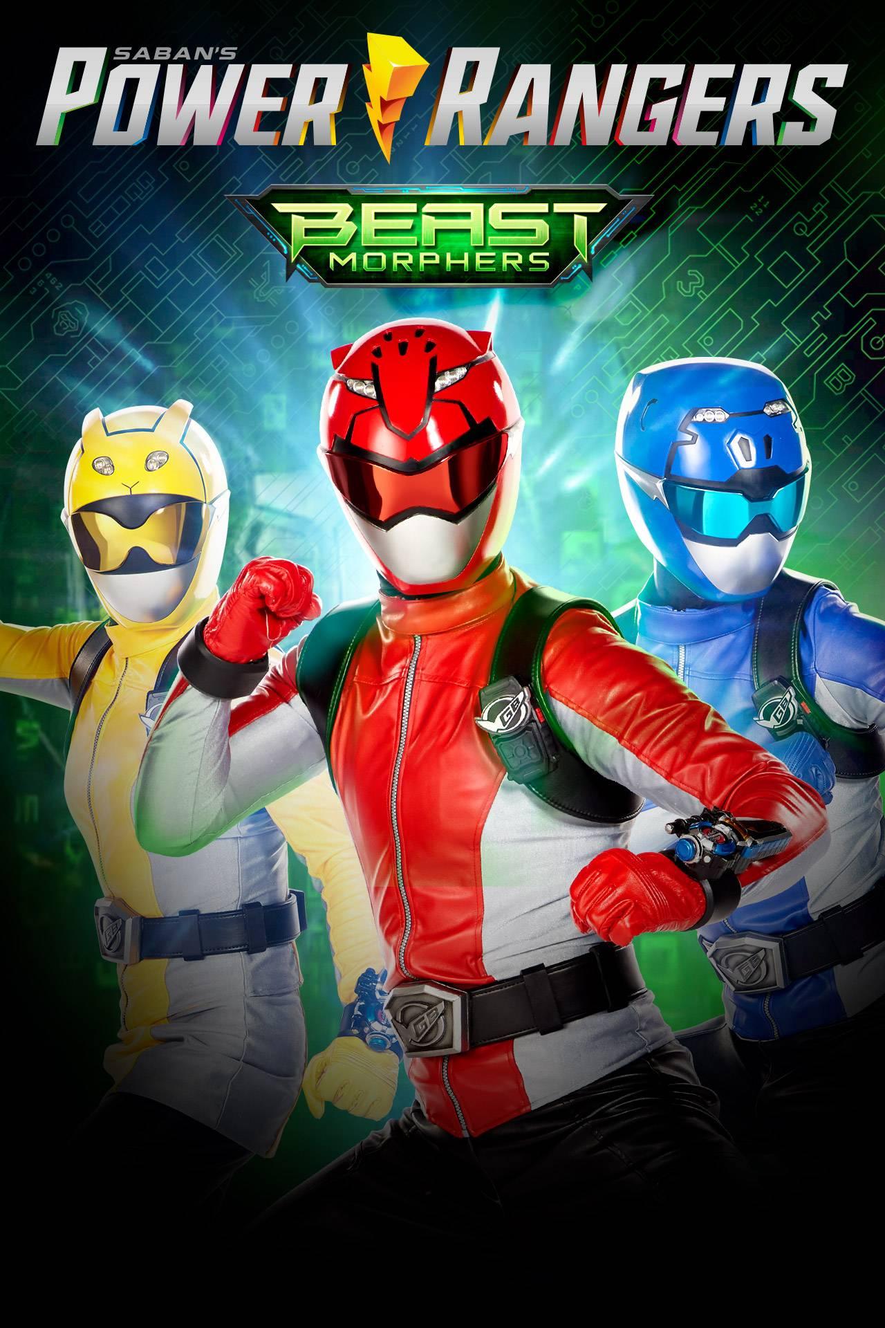 Power Rangers Beast Morphers - Official TV Series | Nickelodeon