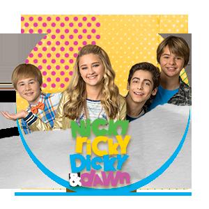 Nicky, Ricky, Dicky, & Dawn