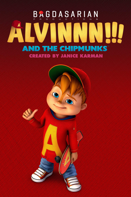 Alvinnn And The Chipmunks Official Tv Series Nickelodeon