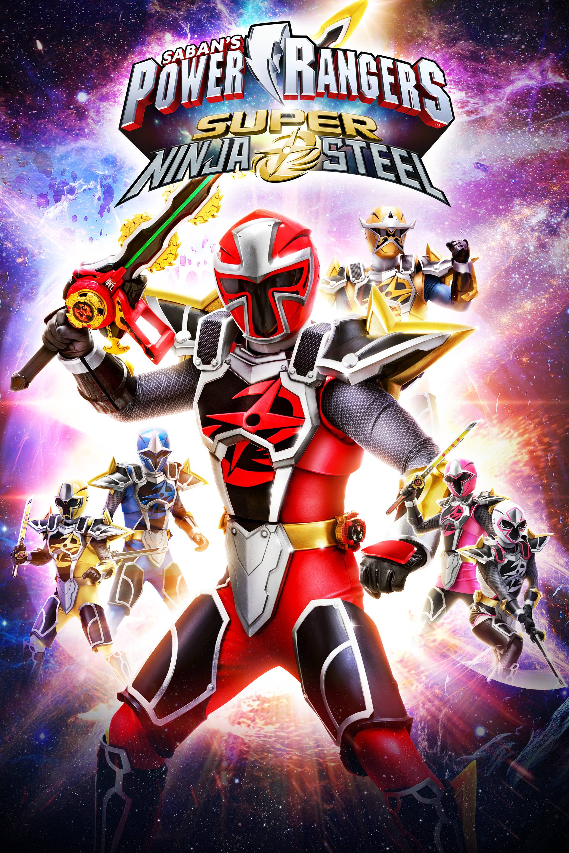 Power Rangers Super Ninja Steel Official Tv Series