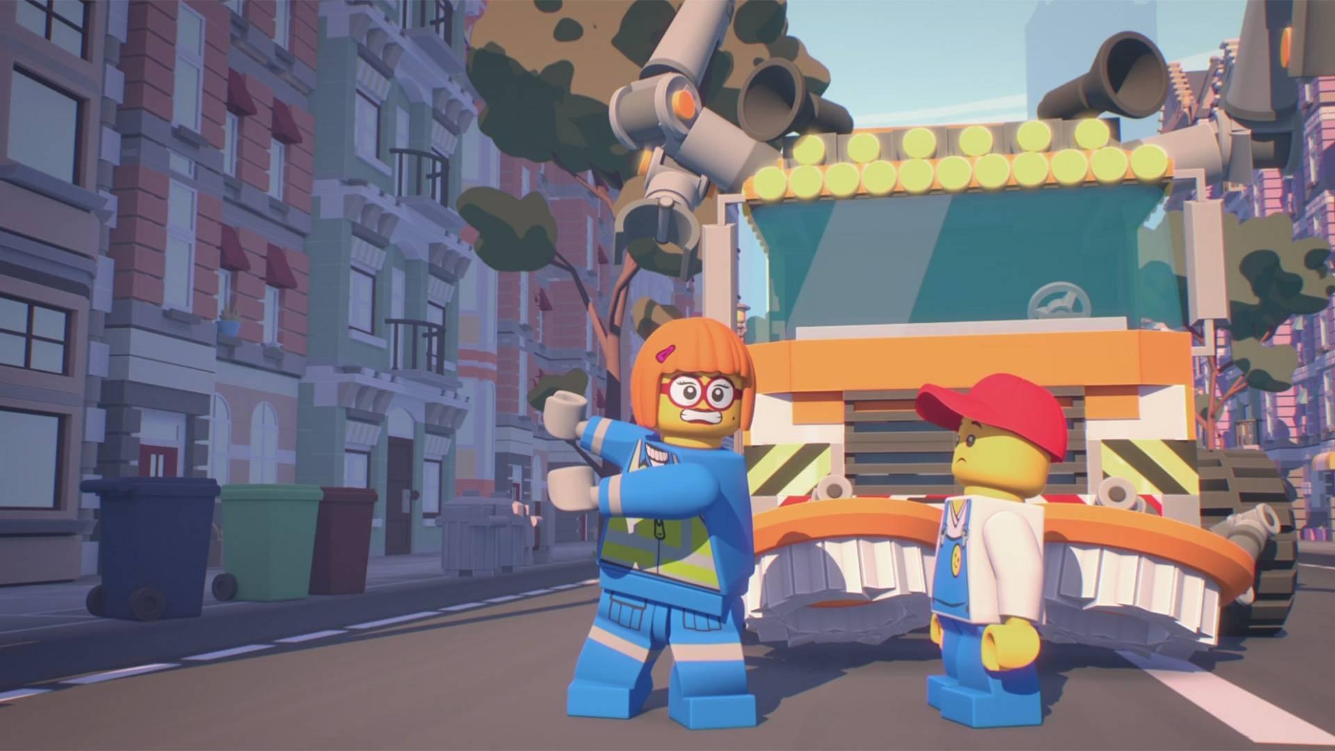LEGO City Adventures - Season 1, Ep. 4 - Buster/Shirley ...