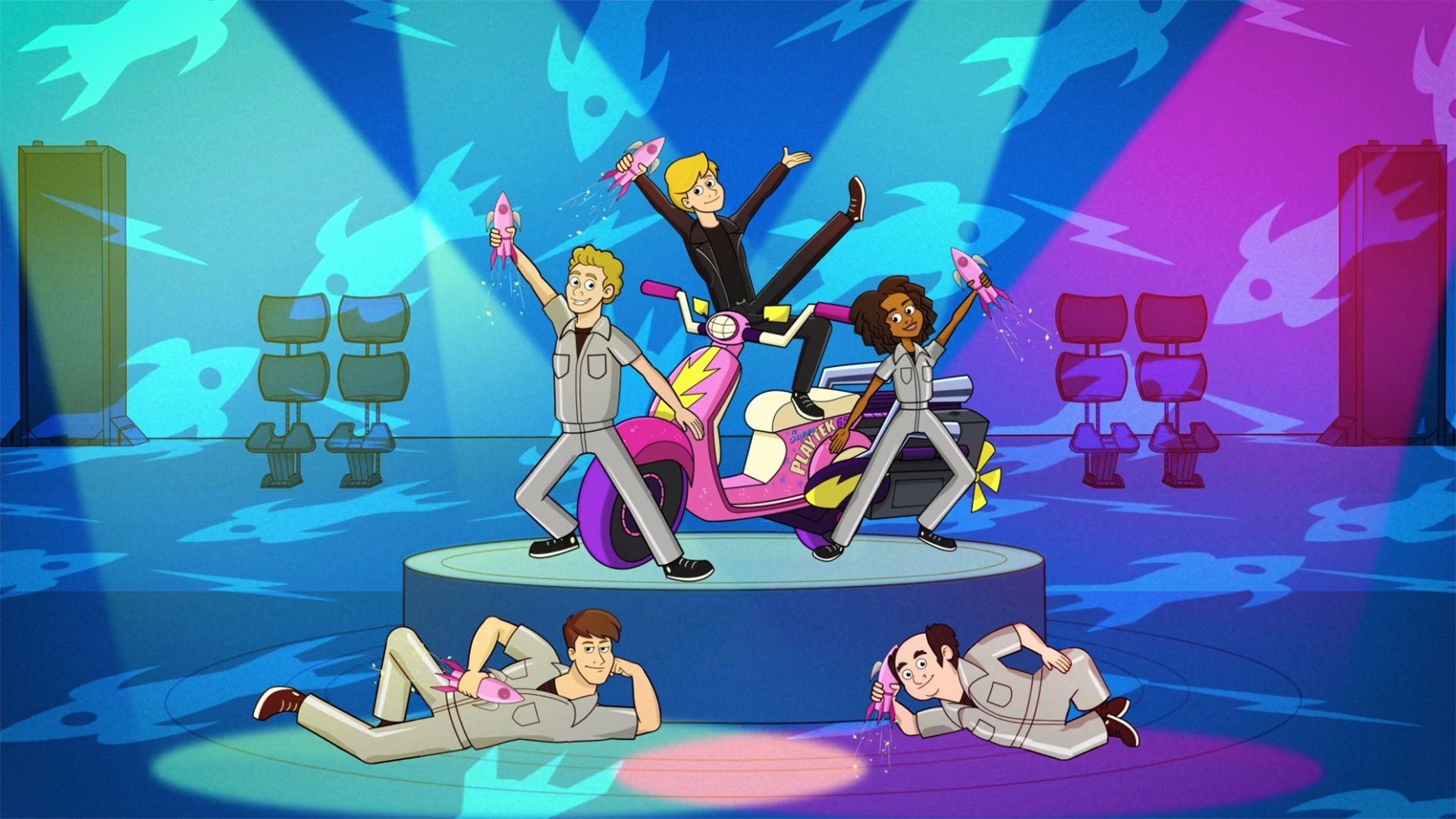 Watch The Adventures Of Kid Danger Episodes On Nickelodeon